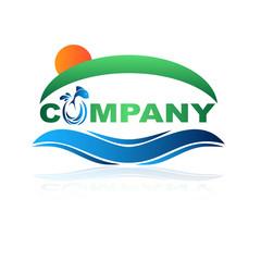 логотип экология
