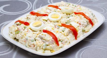 tasty potato salad