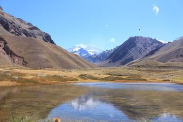 Laguna Espejo - Mirador Aconcagua