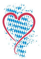 Ein Herz für Bayern