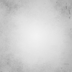 White grunge background