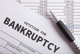 Bankruptcy documents poster