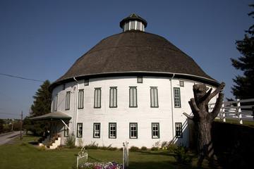Shaker Style Round Barn