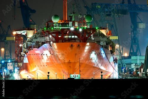 Foto op Plexiglas Poort B&V Dock 17_1