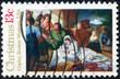 Постер, плакат: Nativity by John Singleton Copley