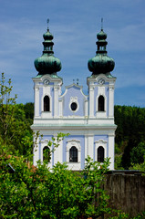 Pilgrimage Church of the Virgin Mary.