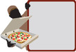 trasporto pizza