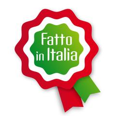 Made in Italy - Fatto in Italia
