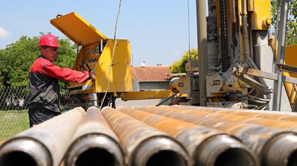 Drilling Rig Operator