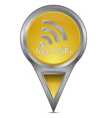 Pin Pointer free WiFi