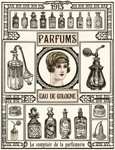 obraz lub plakat Parfumerie