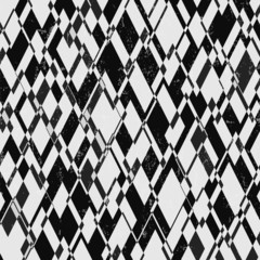 abstract geometric background, with rhombuses/triangles, black a