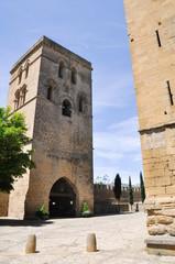 Abacial tower, Laguardia, Alava (Spain)