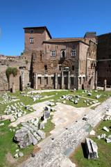 Itali / Rome - Forum romain