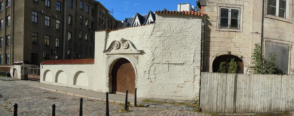 Old gate (Riga, Latvia)