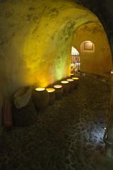 Wine cellar, Santorini