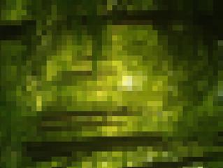 Bannière verte 2