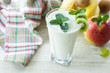 sweet fruit smoothie