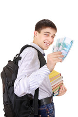 Student with a Money