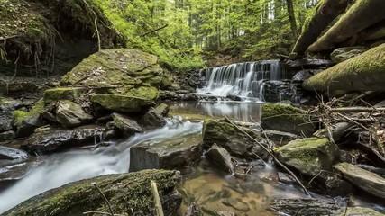 Wasserfall beim Strümpfelbach