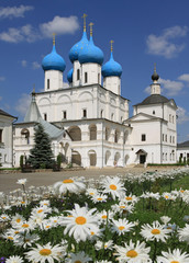 Serpukhov Vysotsky Monastery. Conception Cathedral