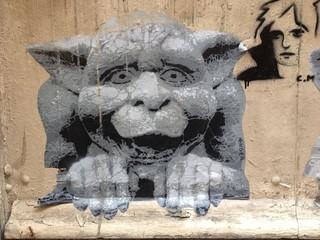 Gargouille Graffiti