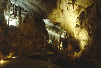 Grotten von Jeita