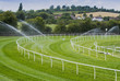 canvas print picture - racecourse