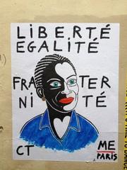 Liberté Graffiti