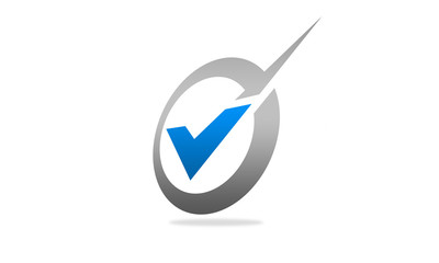 checklist logo in circle