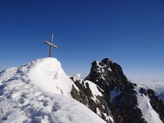 La Croix de Belledonne - 2926m