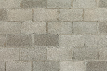Cement blocks wall background