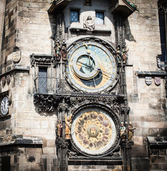 Prague Astronomical Clock - Czech Republic - Europe
