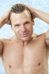 Male swim model