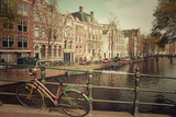 Old Amsterdam Bicycle - 64879197
