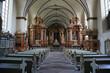canvas print picture - Klosterkirche Corvey Innenansicht