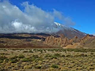 Вулкан Тейде. Тенерифе. Испания