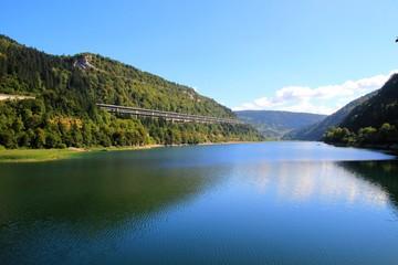 Lac de Sylans, Ain