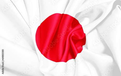 Japan Flagge - 64883580