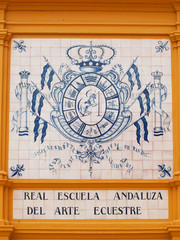The Royal Andalucían School of Equestrian Art