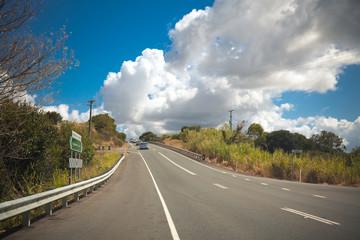 Australian mountain highway