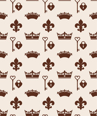 Seamlees crowns pattern
