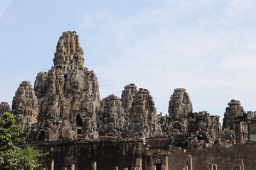 bayon temple of angkor thome