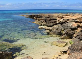 Costa e mare siciliano