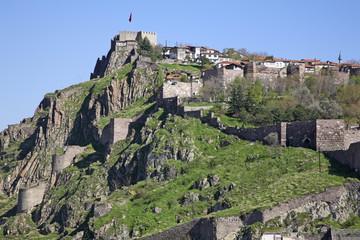Ankara Castle. Turkey