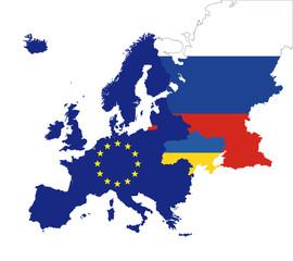 Russland gegen Europa