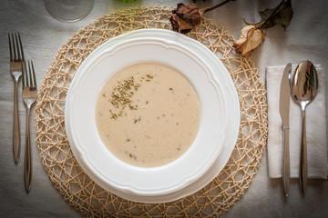 piatto di minestra