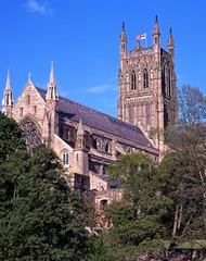 Worcester Cathedral © Arena Photo UK