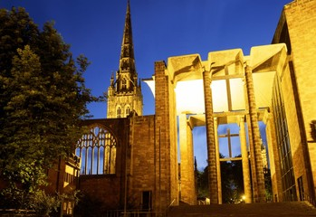 Cathedral, Coventry © Arena Photo UK