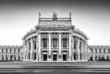 Famous Burgtheater in Vienna, Austria